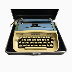 Vintage Safari Typewriter from Imperial