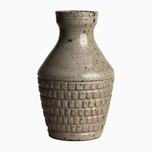 Vallauris Vase aus Steingut von Robert Picault, 1960er