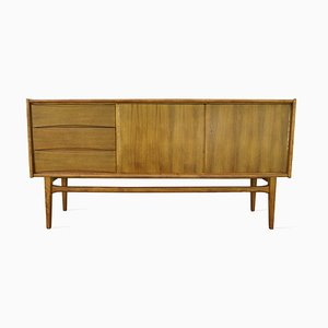 Mid-Century Walnut Commode, 1960s