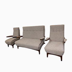 Sofa und Sessel Set von Greaves & Thomas, 1960er