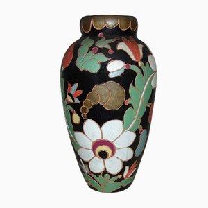 Mid-Century Art Deco Ceramic Vase