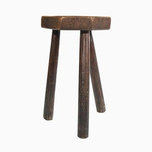 Antique 3-Legged Stool
