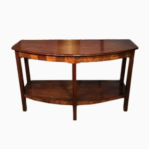Antique Mahogany Console Table, 1700s