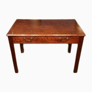 Antique George III Mahogany Desk, 1770s