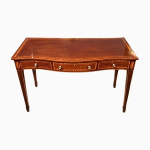 Antique Edwardian Mahogany Side Table from Edwards & Roberts, 1900s