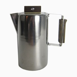 French Stainless Steel Jug from Sartel, 1960s