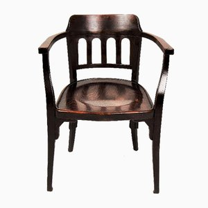No 714 Chair by Otto Wagner for Jacob & Josef Kohn, 1900s