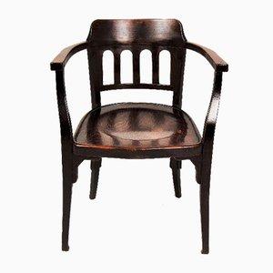 Sedia nr. 714 di Otto Wagner per Jacob & Josef Kohn, inizio XX secolo
