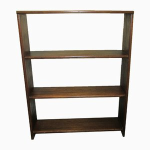 Vintage Mahogany Shelf