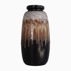 Jarrón de cerámica de Bay Keramik, años 70