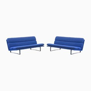 C683/3 & C683/7 Seating Group by Kho Liang Ie for Artifort, 1980s