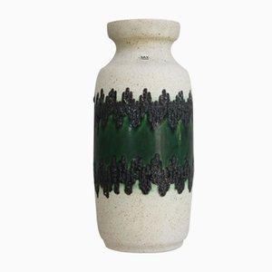 Deutsche Keramikvase von Bay Keramik, 1970er