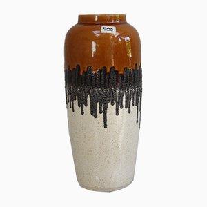 Vaso in ceramica di Bay Keramik, anni '70