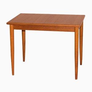 Vintage Scandinavian Teak Side Table