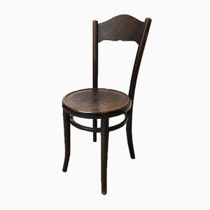 Polnischer Stuhl aus Bugholz von Mundus, 1920er