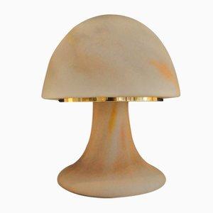 Lámpara de mesa hongo vintage de Limburg