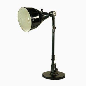 Industrielle Vintage Tischlampe von Curt Fischer für Midgard, 1940er