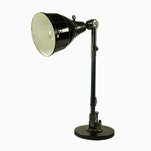 Vintage Industrial Table Lamp by Curt Fischer for Midgard, 1940s
