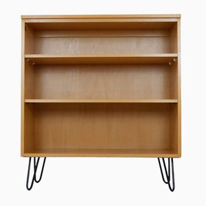 Mid-Century Bookshelf with Hairpin Legs from WK Möbel, 1960s