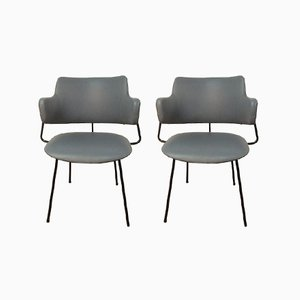 Kembo 205 Chairs by Willem Gispen, 1960s, Set of 2