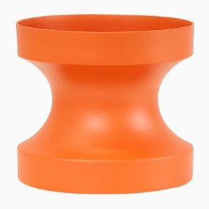 Orange Cir-Cut Vase in by Llot Llov
