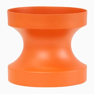 Vase Cir-Cut Orange par Llot Llov