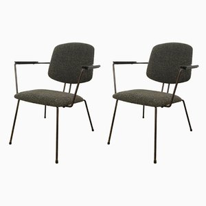Armchairs by Rudolf Wolf for Elsrijk, 1956, Set of 2