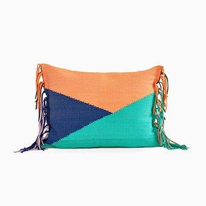Multicoloured Pillow Case by Llot Llov for Gur
