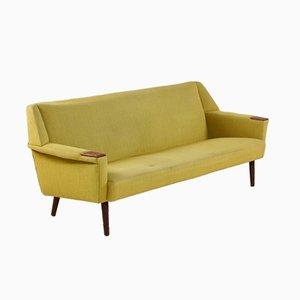 Dänisches Mid-Century 3-Sitzer Sofa, 1960er