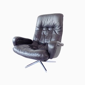 Mid-Century Leather S231 Lounge Chair from de Sede