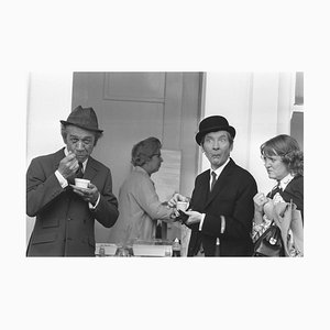 Póster Carry On Tea Break de Larry Ellis