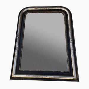 Antiker französischer Napoleon III Spiegel