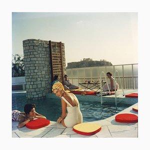 Penthouse Pool von Slim Aarons