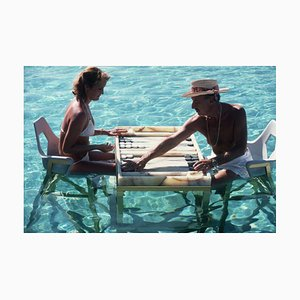 Keep Your Cool Print by Slim Aarons