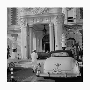 The Carlton Hotel Print by Slim Aarons