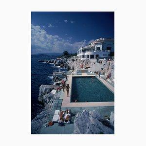 Poster Hotel Du Cap-Eden-Roc di Slim Aarons