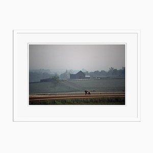 Póster Early Morning Ride de Alain Le Garsmeur
