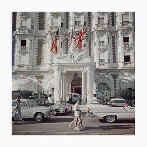 Póster The Carlton Hotel de Slim Aarons