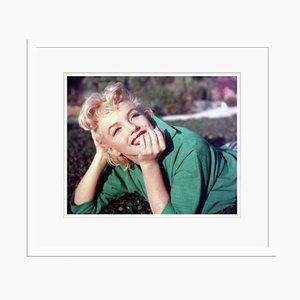 Portrait de Marilyn par Baron