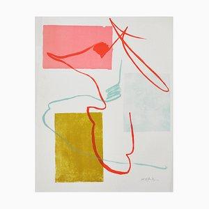Dänische Lithographie von Malene Landgreen, 2010er