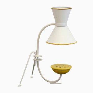 Lampada da tavolo nr. 633 di R. Lunel per Lunel, Francia, 1953