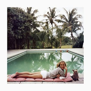 Having A Topping Time von Slim Aarons