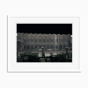 Café in the Rain Poster from Galerie Prints