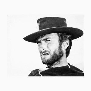 Clint Eastwood Druck von Galerie Prints