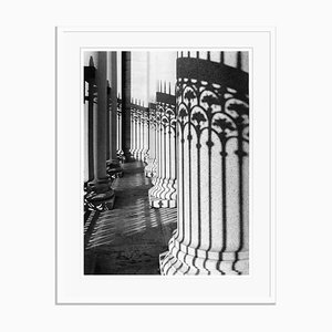 Shadow On Columns von Galerie Prints