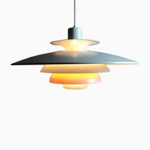 Lámpara de techo Sofie danesa de Jeka Metaltryk, años 70