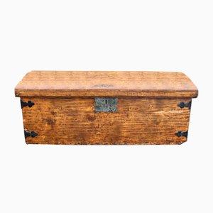 Baúl de olmo, siglo XIX