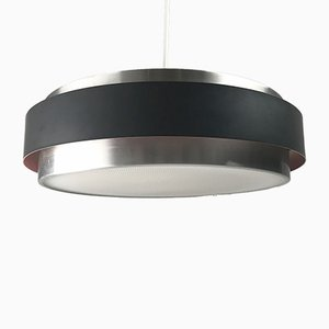 Danish Sera Ceiling Lamp by Johannes Hammerborg for Fog & Mørup, 1968