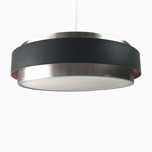 Danish Sera Ceiling Lamp by Johannes Hammerborg for Fog & Mørup, 1968