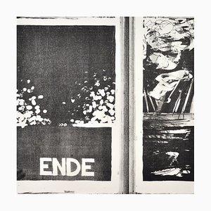 Danish End Lithograph by Claus Handgaard Jorgensen, 2006